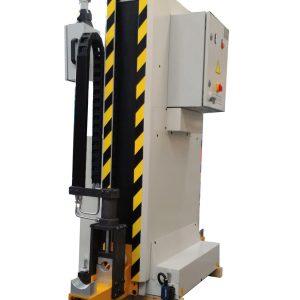 Maniuplação: Máquina extratora rolos