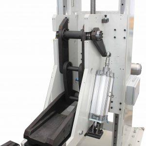 Sistema de Manipulação Automática Descarga Bobines e Reposição Rolo Expansivo